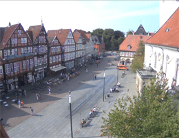 Celle – Stechbahn Webcam Live
