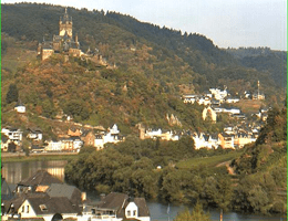 Cochem – Reichsburg Cochem Webcam Live