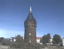 Dessau – Neuer Wasserturm Webcam Live