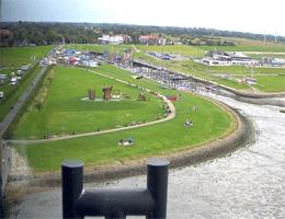 Dorumer Neufeld – Leuchtturm Obereversand Webcam Live
