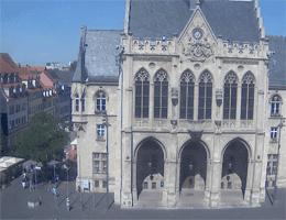 Erfurt – Fischmarkt Webcam Live