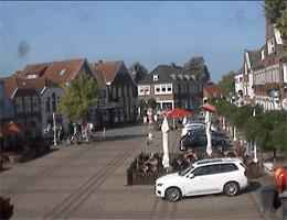 Esens – Marktplatz Webcam Live