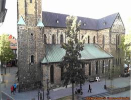 Goslar – Marktkirche Webcam Live