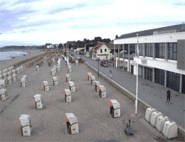 Grömitz – Strand und Promenade Webcam Live
