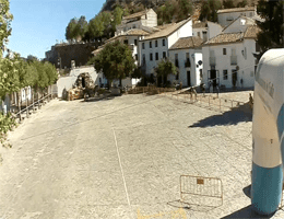 Grazalema – Plaza Asonaderos Webcam Live