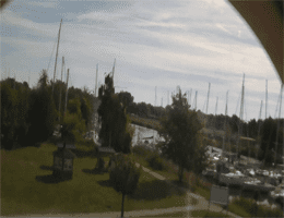 Greifswald: Yachthafen Webcam Live
