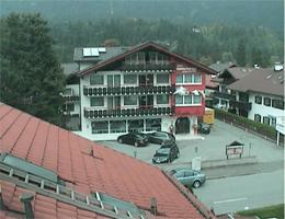 Garmisch-Partenkirchen – Rheinischer Hof Webcam Live