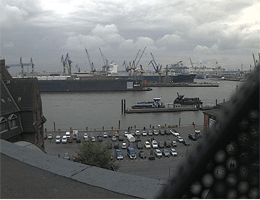 Hamburg – Fischmarkt / Dock11 Webcam Live