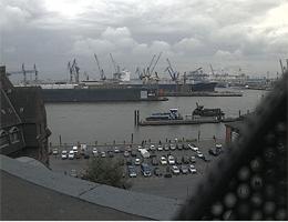 Hamburg – Fischmarkt / Dock11 Webcam Live