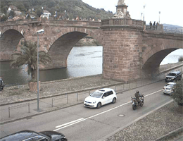 Heidelberg – Alte Brücke Webcam Live