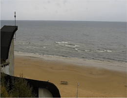 Jūrmala – Strandpanorama Webcam Live