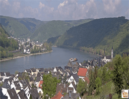 Kamp-Bornhofen – Rheinblick Webcam Live
