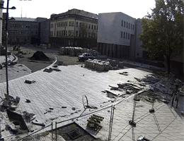 Kaunas – Freiheitsallee (Laisvės alėja) Webcam Live