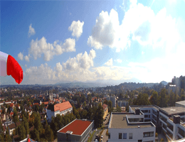 Kempten (Allgäu) – Panorama Webcam Live