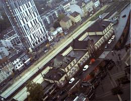 Lörrach – Blick aus dem Rathaus Webcam Live