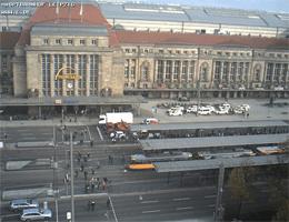 Leipzig – Hauptbahnhof Webcam Live