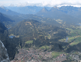 Mittenwald – Karwendelbahn Bergstation Webcam Live