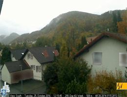 Lichtenstein – Wettercam Live