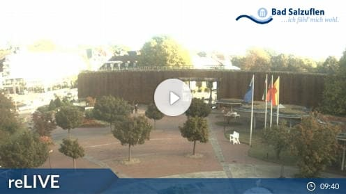 Bad Salzuflen – Kurgastzentrum Webcam Live