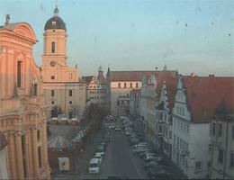 Neuburg an der Donau – Amalienstraße Webcam Live