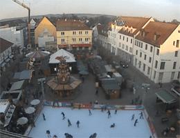 Neuburg an der Donau – Schrannenplatz Webcam Live