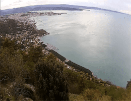 Triest – Blick auf Triest Webcam Live