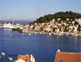 Mali Lošinj – Buchteinfahrt Webcam Live