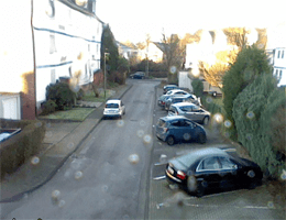 Neukirchen-Vluyn – Wohnquartier Finkenstraße Webcam Live