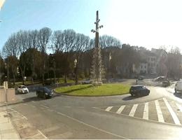 Pula – Kreisverkehr Webcam Live