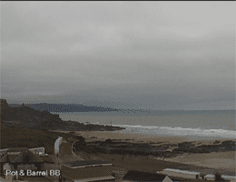 Bude (Cornwall) – Crooklets Beach Webcam Live