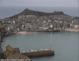 St Ives – Pednolver Apartments Webcam Live