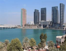 Abu Dhabi – Le Méridien Abu Dhabi Webcam Live