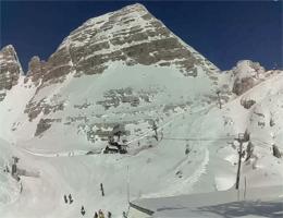 Bovec: Skigebiet Kanin – Prestreljenik Webcam Live