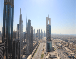 Dubai – Four Points By Sheraton Sheikh Zayed Road Webcam Live