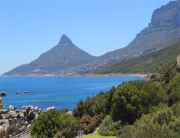 Kapstadt – Blick auf Camps Bay Webcam Live