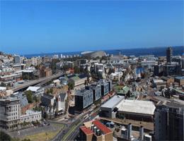 Kapstadt – Blick auf Kapstadt Webcam Live
