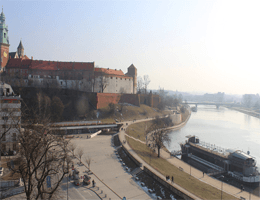 Krakau – Sheraton Grand Krakow Webcam Live