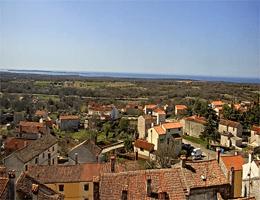 Bale (Kroatien) – Panoramablick Webcam Live