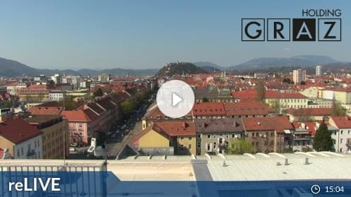 Graz: Messe Congress – Messeturm Webcam Live