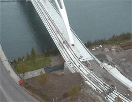 Kehl – Brückenbau Webcam Live