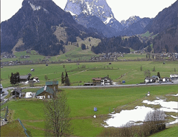 Kirchdorf in Tirol – Wilden Kaiser Webcam Live