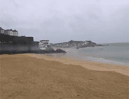 St Ives – Porthminster Beach Webcam Live
