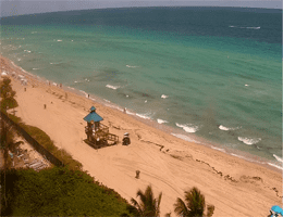Sunny Isles Beach – Strandpanorama Webcam Live