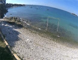 Bale (Kroatien) – Camping Mon Perin Webcam Live
