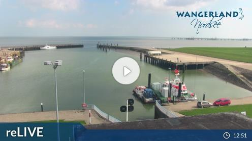Hooksiel – Außenhafen Hooksiel Webcam Live