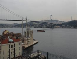 Istanbul – Bosporus-Brücke Webcam Live