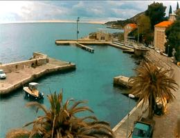 Mlini – Hafen Mlini Webcam Live