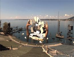 Bregenz – Bregenzer Festspiele Webcam Live