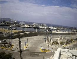 Mykonos – Neuer Hafen Webcam Live