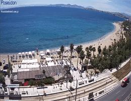 Paleo Faliro – Strand Webcam Live